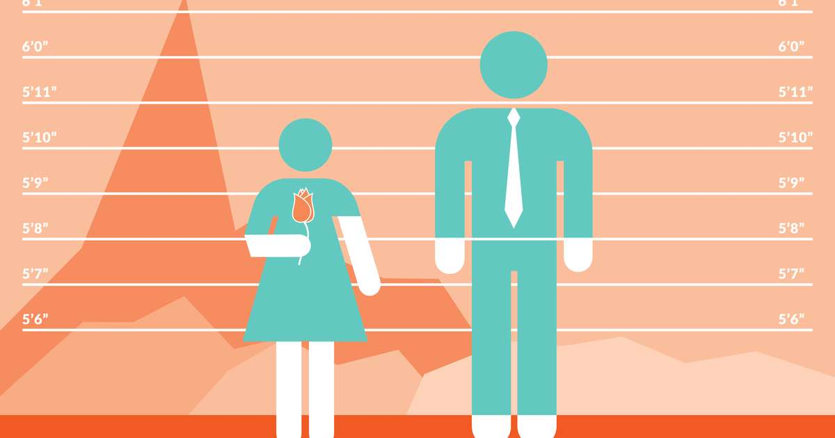 The Bachelorette\' & \'Bachelor\' Winners: Height Does Matter - Thrillist