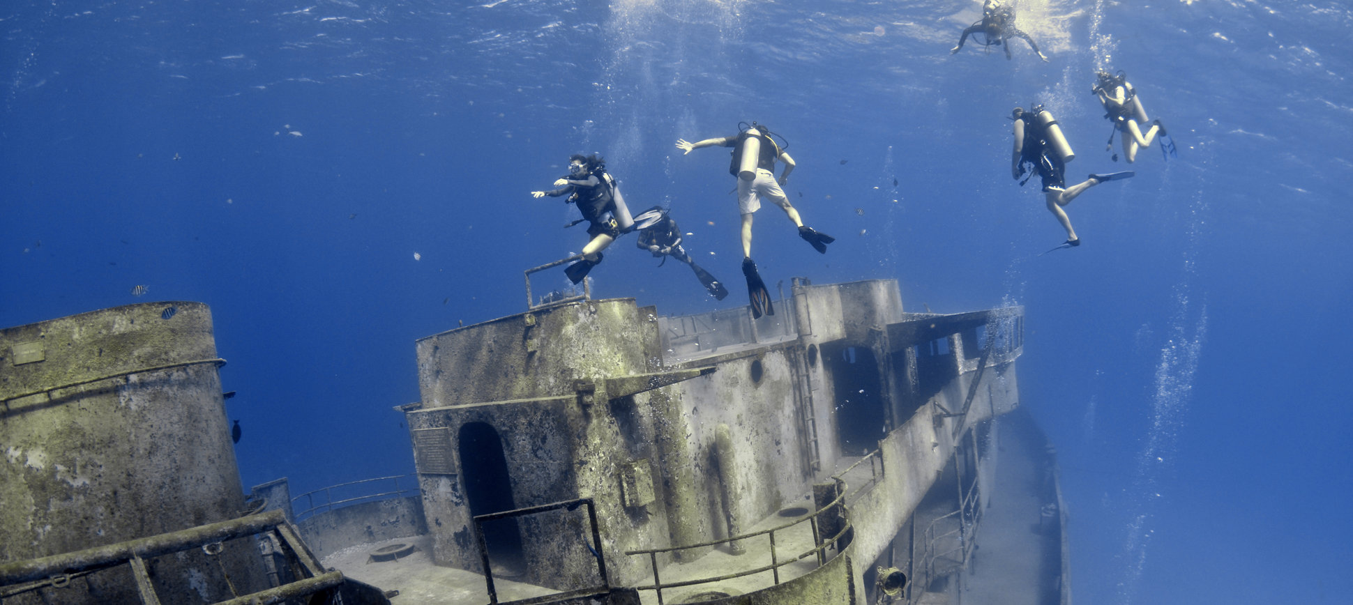 Beautifully Eerie Shipwrecks Near the US You Can Actually Dive In