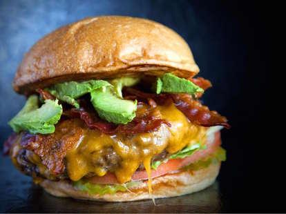 Best burgers in San Antonio