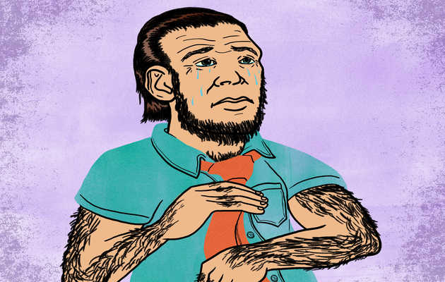 You're Probably Part Neanderthal -- and It Could Be Causing Problems