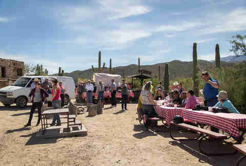 Tanque Verde Ranch BBQ