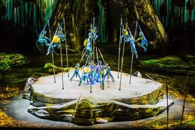 Toruk Cirque du Soleil performance