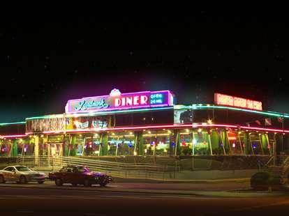 Landmark Diner Buckhead Atlanta