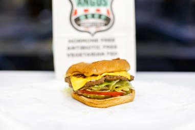 P. Terry's Cheeseburger Austin