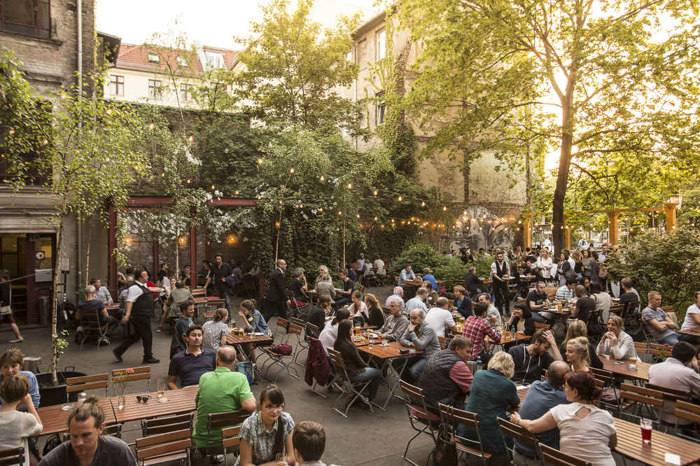 Best Berlin Restaurants for Large Groups   Thrillist. Good Restaurants Nyc For Groups. Home Design Ideas