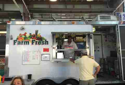 Farm Fresh Food Truck