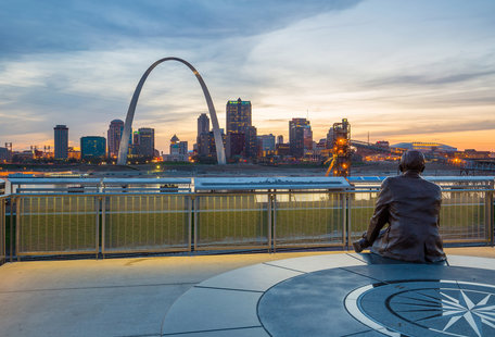 Why St. Louis Is America\'s Most Overlooked City to Visit Right Now