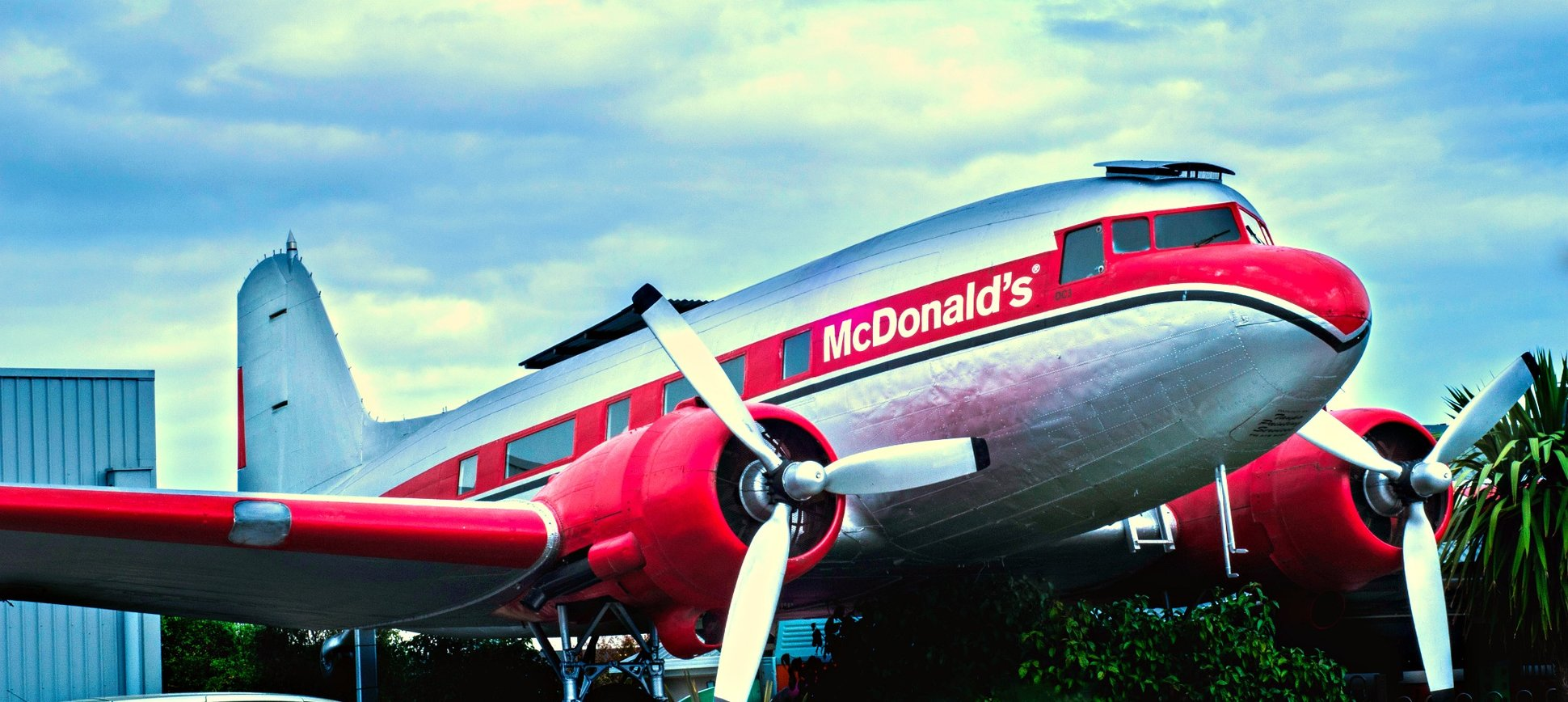 The Weirdest McDonald\'s Locations in the World
