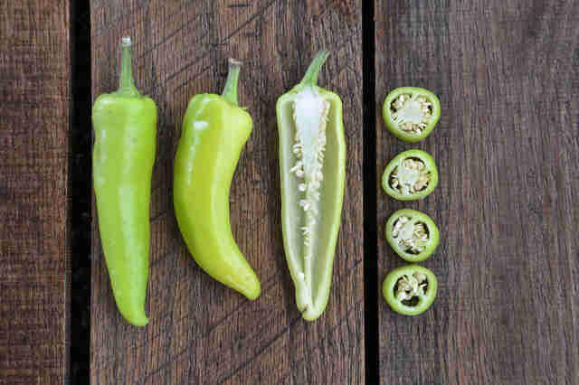 hungarian hot wax peppers