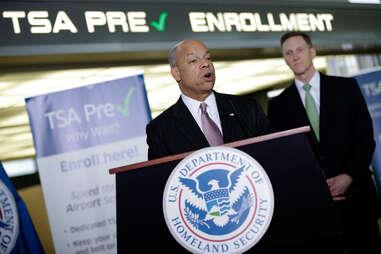 TSA PreCheck Enrollment