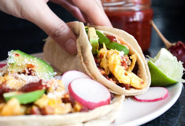 SF\'s Best Breakfast Tacos