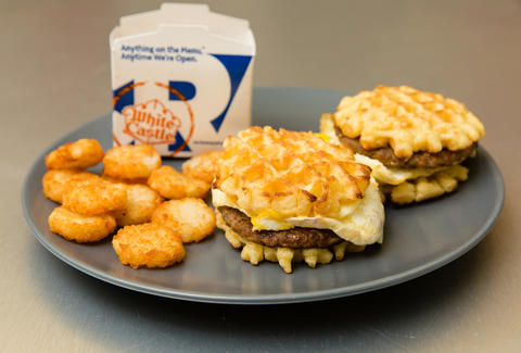 White Castle Breakfast