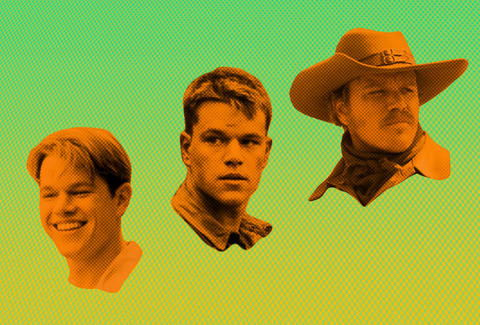 Best Matt Damon movies ranked