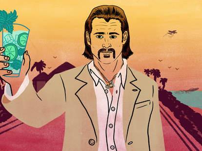 Miami Vice Colin Farrell Mojitos