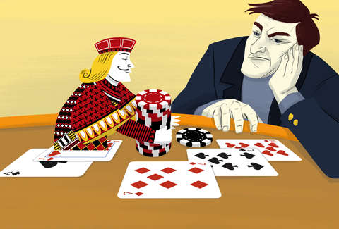 Poker at the casino tips advice on quitting gambling