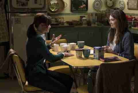 Gilmore Girls: A Year in the Life rory and lorelai