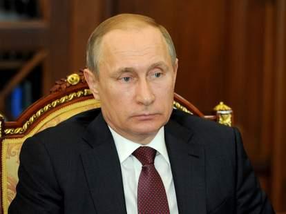 Putin Brand Vodka