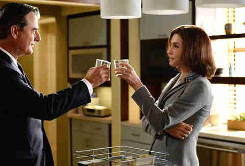 the good wife on amazon prime alicia florrick