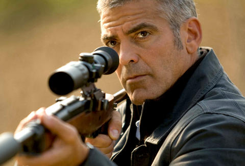 the american george clooney thrillers on netflix