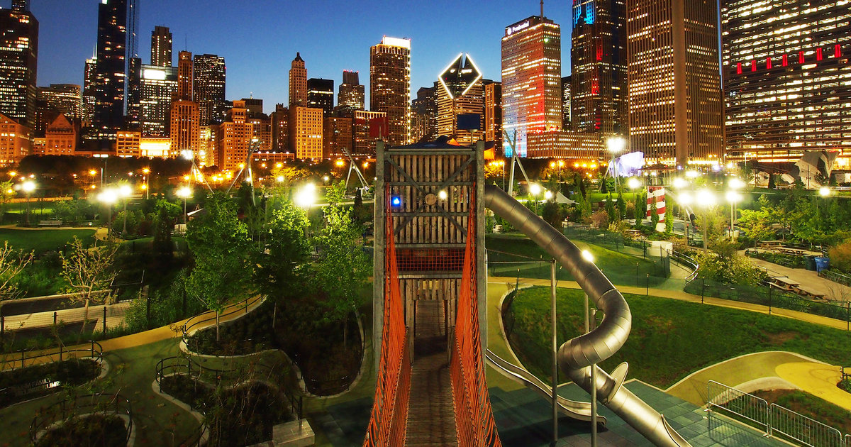 The 20 Coolest Urban Adventures In Chicago Thrillist