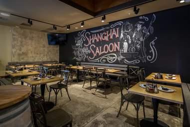 Shanghai Saloon San Diego
