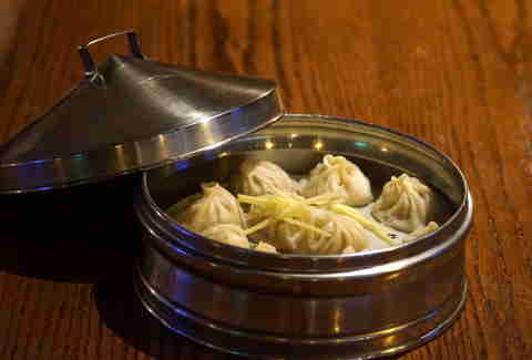 Dumplings at Dumpling Inn San Diego