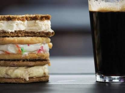 Craft beer and bar snacks at Beerhaus Las Vegas