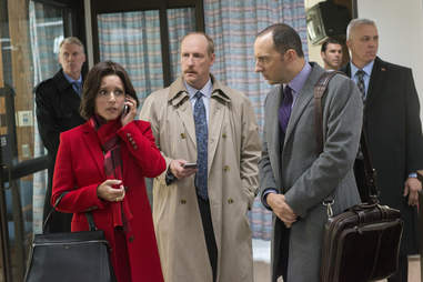 Veep, Selina Meyers, HBO