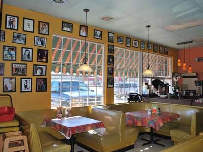 Silver Moon Cafe New Mexico