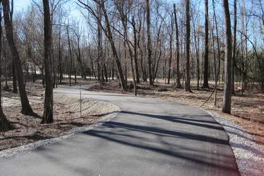 memphis running trail