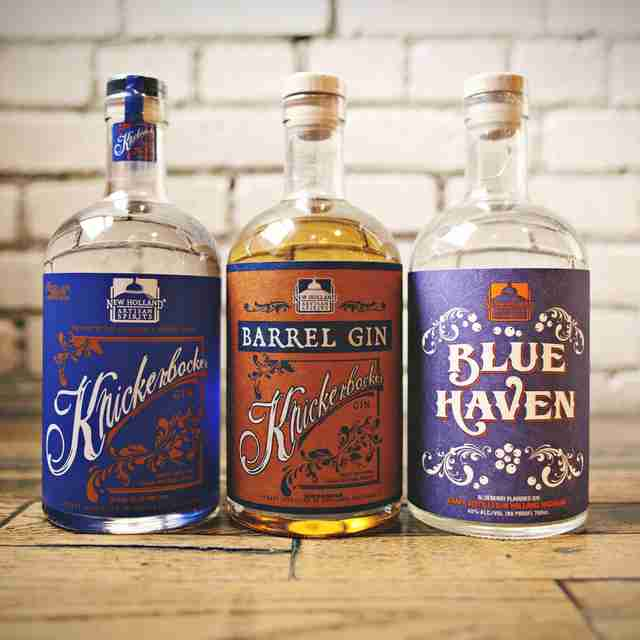 New Holland Gin