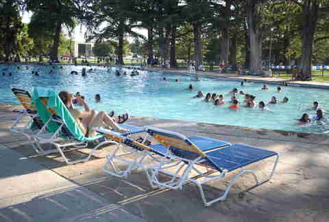 San Pedro Springs Park Pool Is the Best Swimming Pool in San Antonio ...