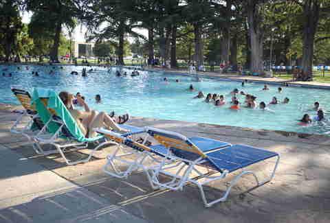 San Pedro Springs Park Pool Is The Best Swimming Pool In San Antonio Tx Thrillist