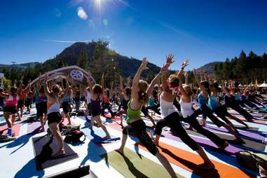 Wanderlust Yoga Squaw Valley