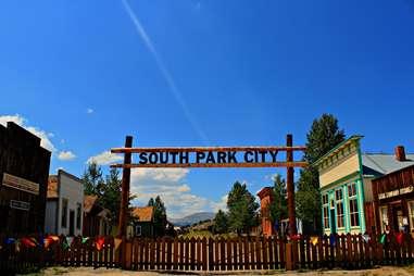 South Park City