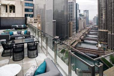 LondonHouse Rooftop