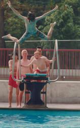 Monarch Park Pool