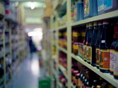 Drinking the Asian Market