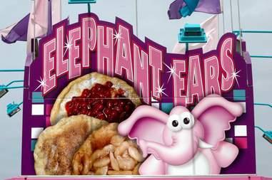Indiana State Fair Elephant ears