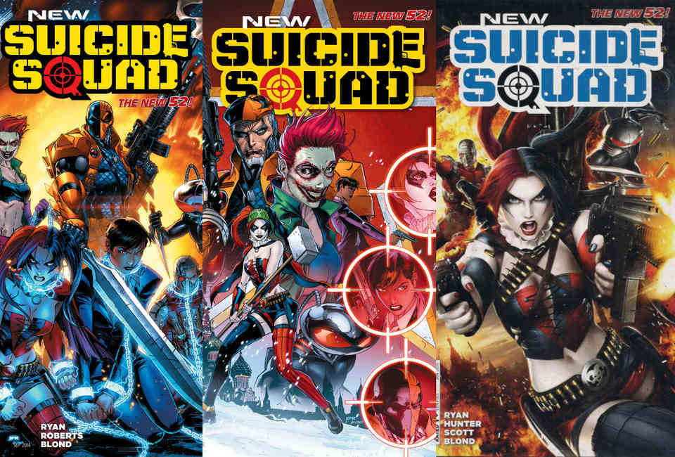 Suicide Squad' Movie, Comics, Characters Explained - Thrillist