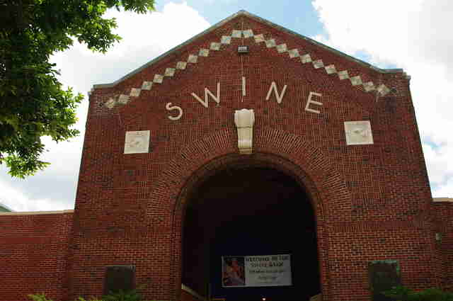 Swine Bar Indiana State Fair