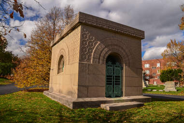 Getty Tomb, Chicago