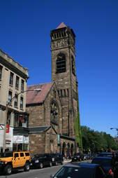 Brattle Square Church, Boston
