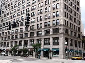 Transportation Building, Chicago