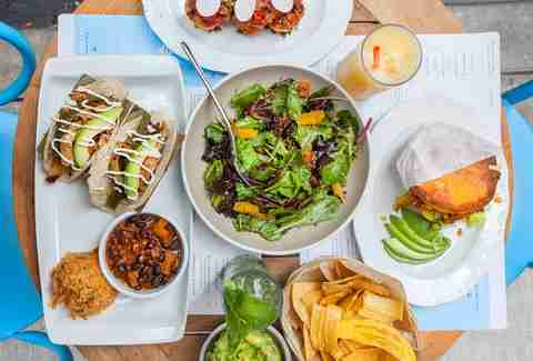 Best restaurants vegetarian option philadlephia