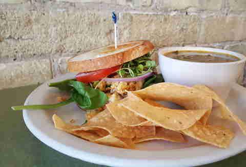 Best restaurants milwaukee with vegetarian options