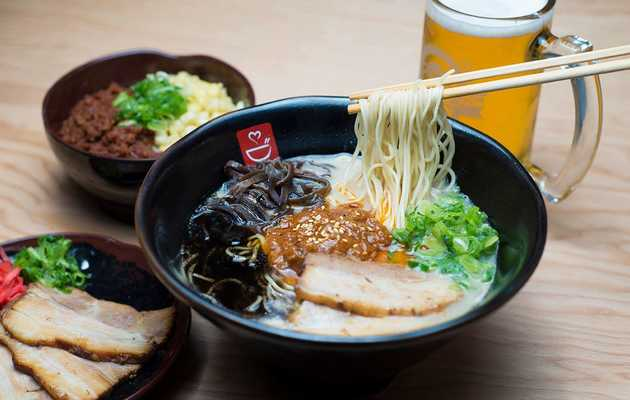 The Best Ramen in LA Right Now