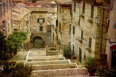 Corinaldo Italy