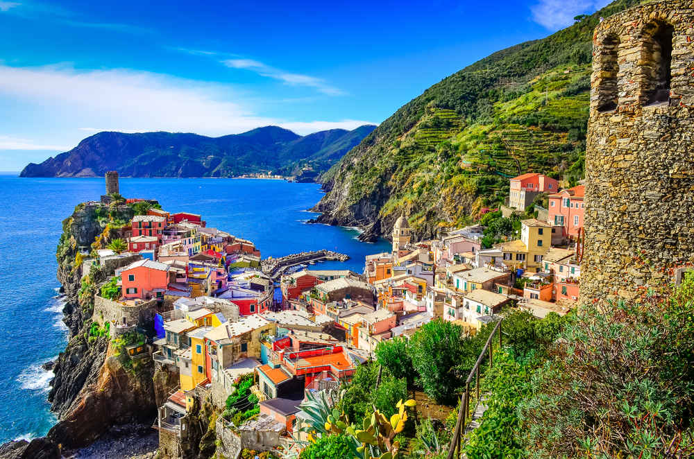 The Most Dazzlingly Picturesque Villages in Italy