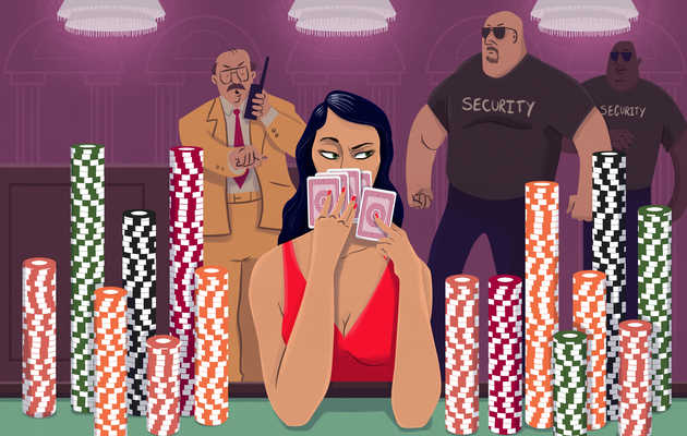 How I Won Millions in Casinos, Then Lost It All, and Wound Up in Handcuffs